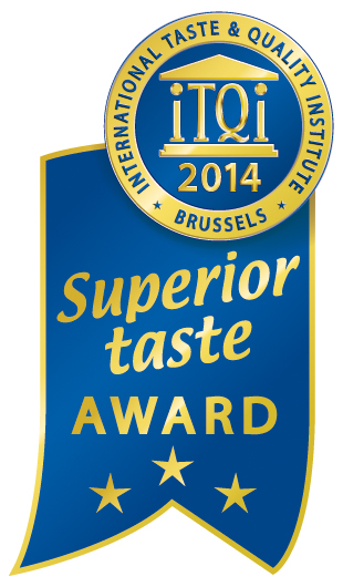 Superior Taste Award 2014 (Three Stars)