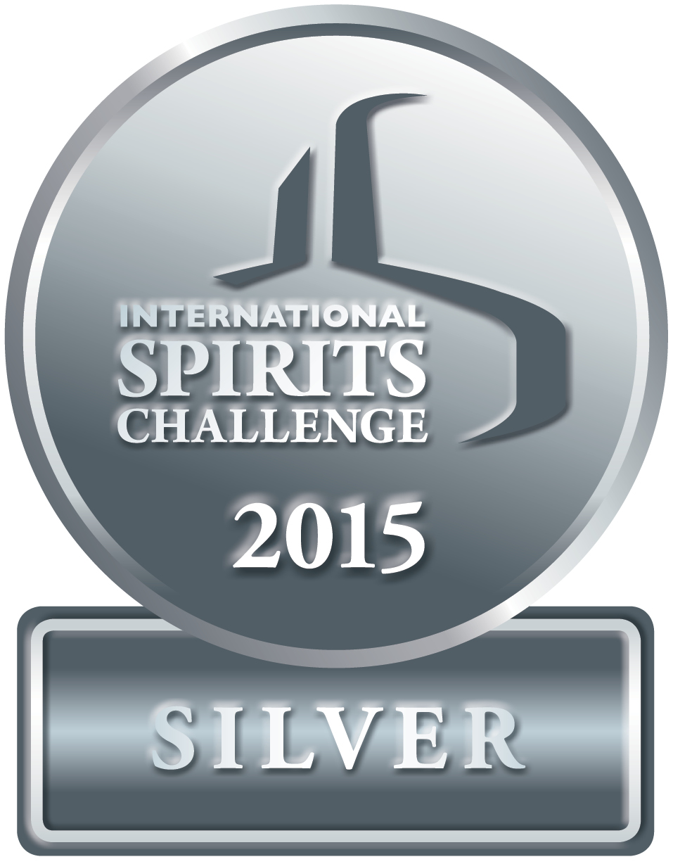 International Spirits Challenge 2015 (Silver)