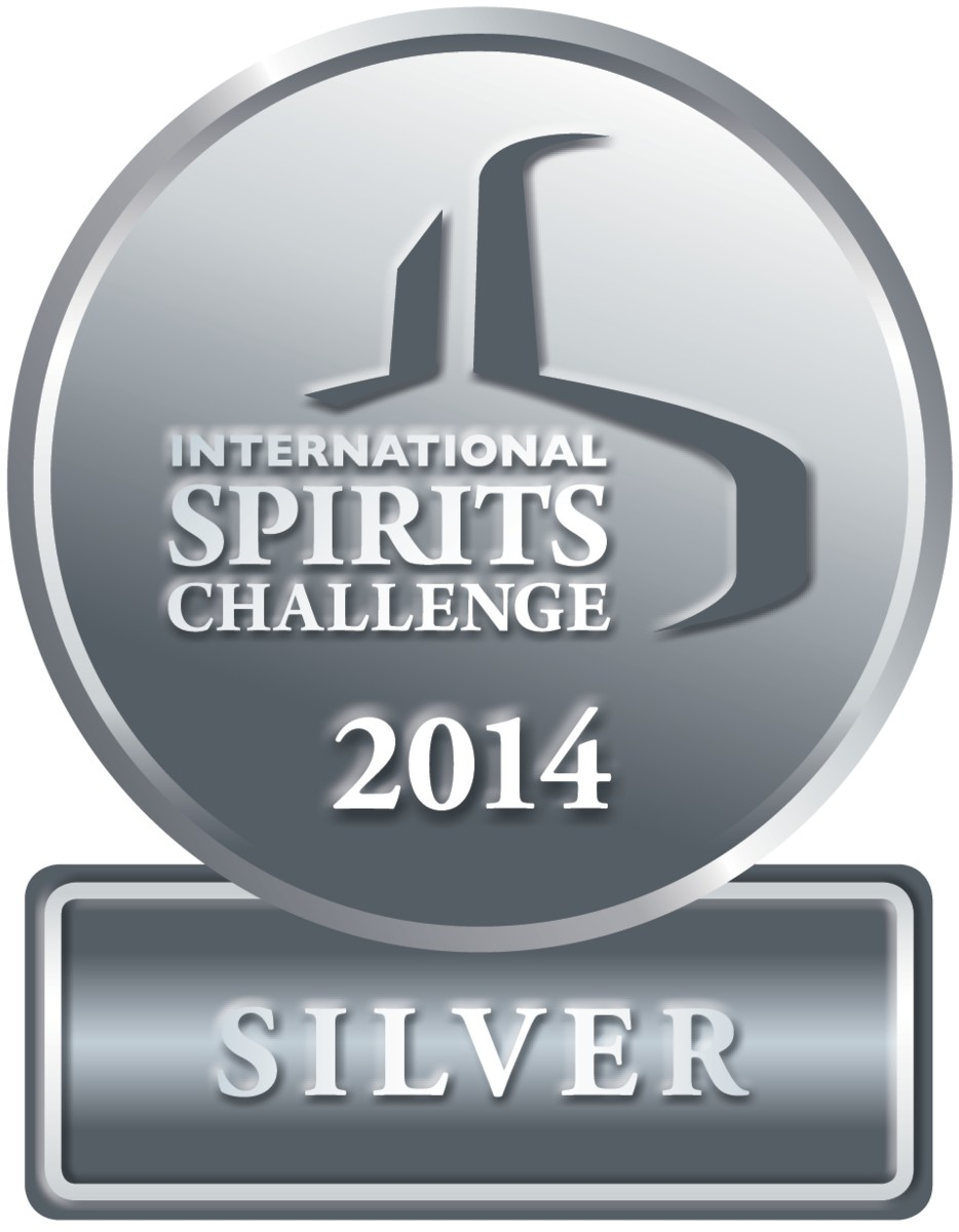 International Spirits Challenge 2014 (Silver)