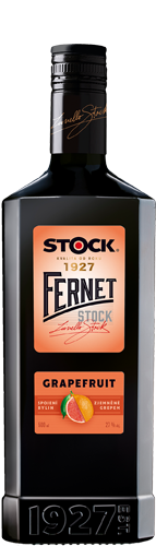 Fernet Stock Grapefruit